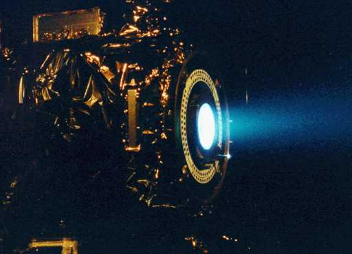 Testing of the ion jet engine